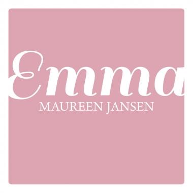 Geboortekaartje Emma met hartje