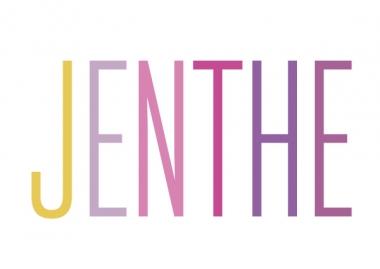 Geboortekaartje Jenthe