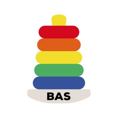 Geboortekaartje Bas ringentoren